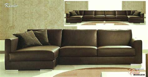 divani moderni angolari divani in pelle moderni kevin