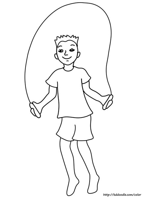 jump black and white clipart clipart suggest