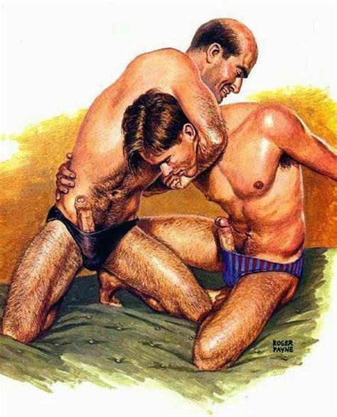 Gay Roger Payne Artwork