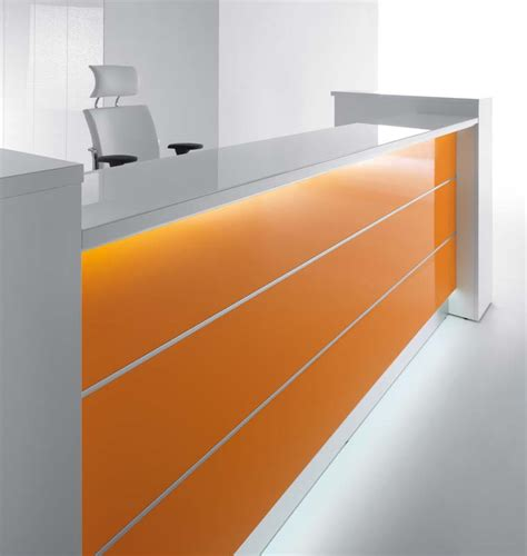 Reception Desk Materials Valde Solid Surface Reception Desk With Integral Lighting The Most Trusted Artificial