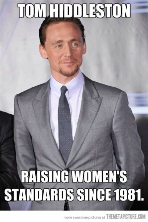 Tom Hiddleston Memes - tom hiddleston funny meme tumblr