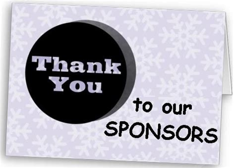 Thank You To Our Advertisers by Thank You To Our 2012 Sponsors