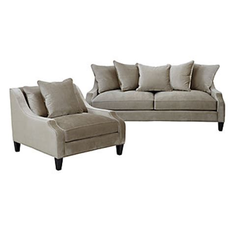 z gallerie brighton sofa chic combo brighton moonbeam sofa chair sofa combos