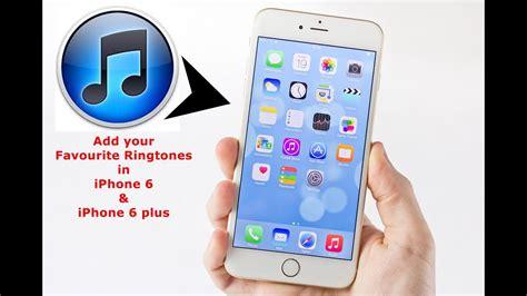 ringtones  iphoneno jailbreakno apps