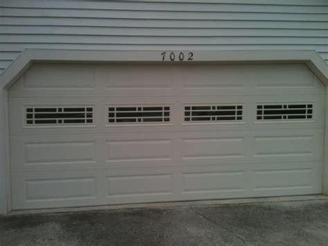 Stratford 3000 Garage Door Reviews by Amarr Stratford 3000 Door With Prairie Windows Yelp