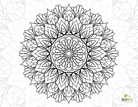 coloring pages printables flowers for adults coloring pages for adults coloring pages with flowers