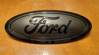 Ford F150 Grill Emblem 2015 17 Ford F150 Grill Emblem Custom Gloss Magnetic And