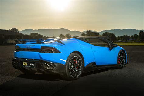 Lamborghini Supercharger O Ct Tuning S Supercharged Lamborghini Huracan Pumps Out 794hp