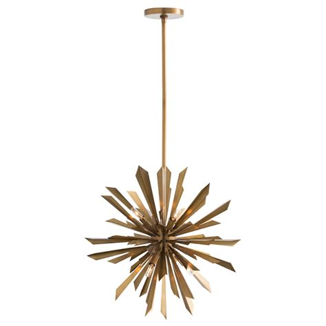 starburst flush mount light fixture lighting semi flush ceiling light fixture by arteriors