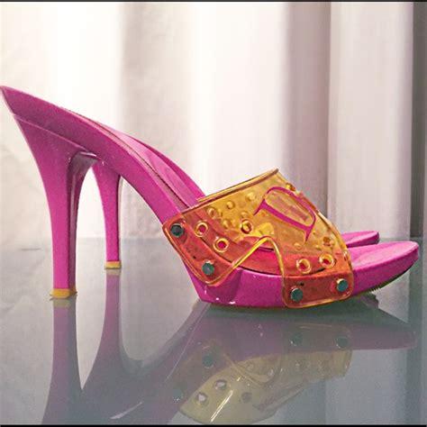 acrylic high heels christian shoes christian acrylic lucite high