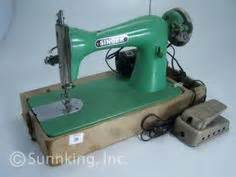 lada sewing machine vintage lada sewing machine model 233 with pedal switch