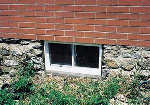 replacement basement windows everlast basement window
