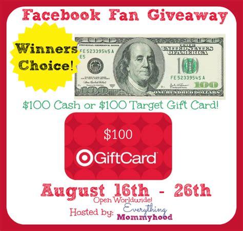 Target Gift Card For Cash - 100 cash or target gift card giveaway ends 8 26 everything mommyhood
