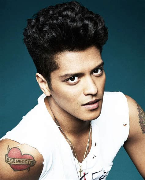 bruno mars tattoos bruno mars the is in memory of his who