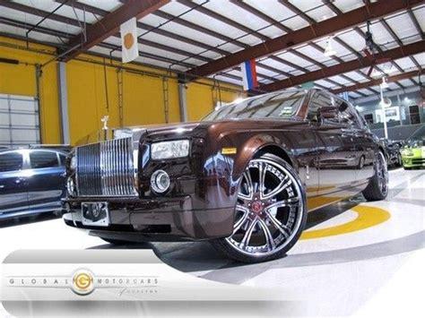 Lexicon Rolls Royce Buy Used 05 Rolls Royce Phantom Serviced Lexicon Nav Pdc F