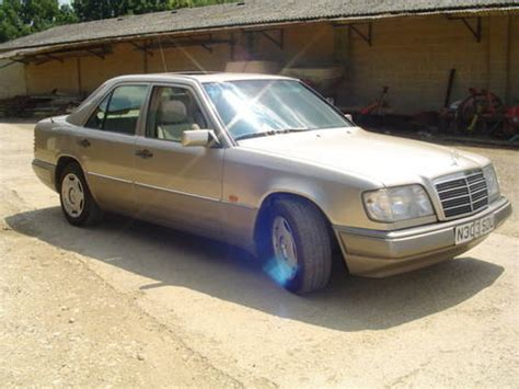 Mercedes W124 For Sale mercedes e220 w124 for sale sold 1995 on car and classic