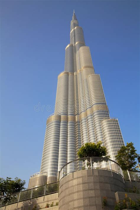 emirates ufficio burj khalifa doubai uae fotografia editoriale immagine