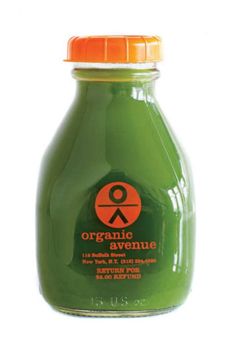 Organic Avenue Juice Detox by Come See My New York City Buys Beautyeditor