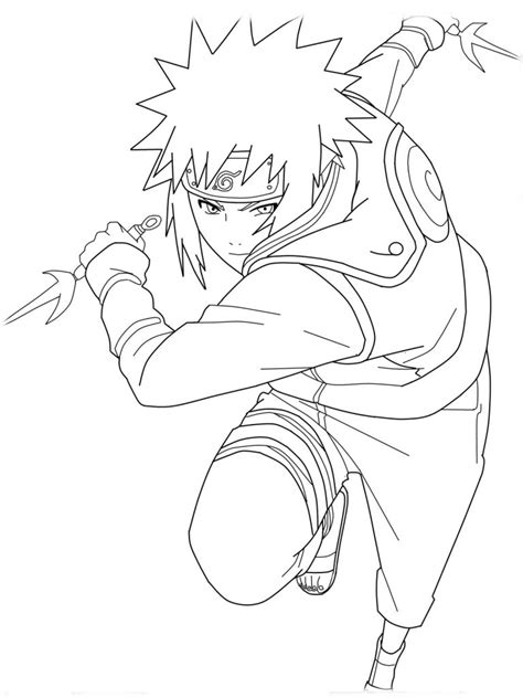 printable coloring pages naruto free printable naruto coloring pages for kids