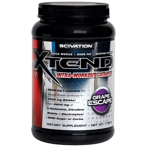 Scivation Xtend Bcaas 90 Serving 1500gr scivation xtend 90 serves 90 servings recovery bcaa electrolytes powder