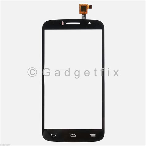 Tempered Glass Alcatel One Touch One Plus 7040 Antigores Kaca Unq alcatel one touch pop c7 fierce 2 7040 7040d 7040n 7040t