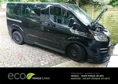 ford tourneo custom tuning ford transit custom m sport ecu remap eco vehicle tuning