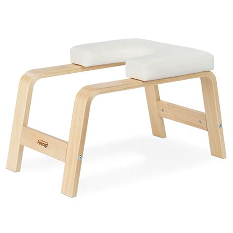 Headstand Stool by Meditation Stools Sat Nam Europe