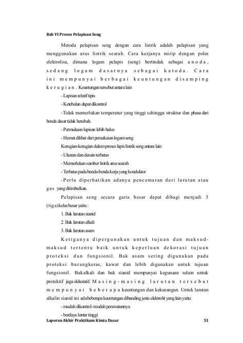 cara membuat laporan praktikum fisika dasar 1 laporan akhir praktikum kimia dasar unjani