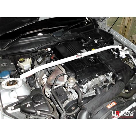 Strutbar Mercedes Slk R171 04 Front 2points strut tower bars and chassis braces mbworld org forums