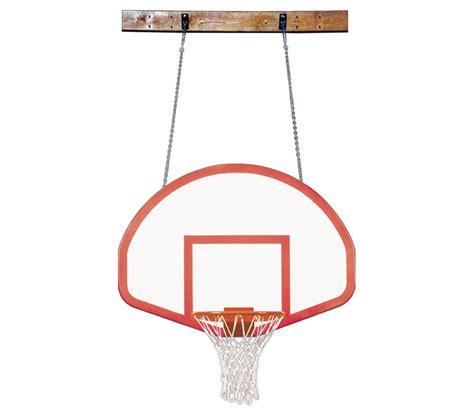 ceiling mounted basketball hoops team foldamount 46 rebound wall mounted hoop tophoops