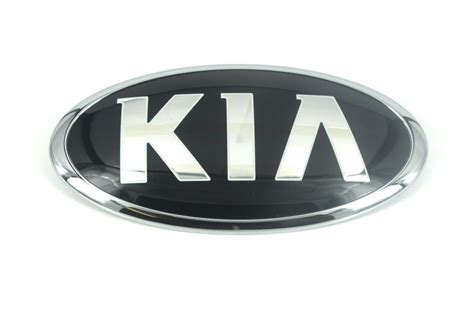 Kia Broken K Badge Genuine New Kia Bonnet Badge Front Emblem For Sedona