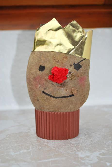 kartoffelkoenig basteln kinderspiele weltde