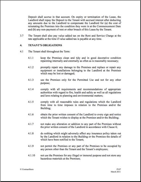 commercial building lease agreement template printable sle commercial lease agreement form real