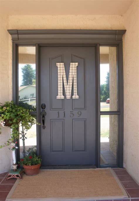 diy home improvement on a budget front door miracle