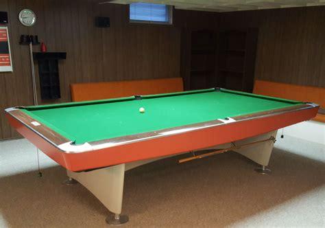 brunswick pool table model names identify brunswick pool table