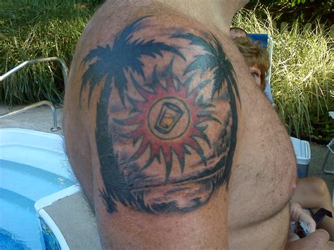 sunrise tattoo tequila picture