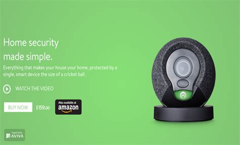 home security start up cocoon closes 163 2 46m crowdcube