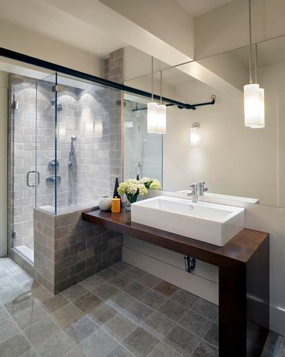 Contemporary Bathroom Lighting Ideas contemporary bathroom pedant lighting ideas for small