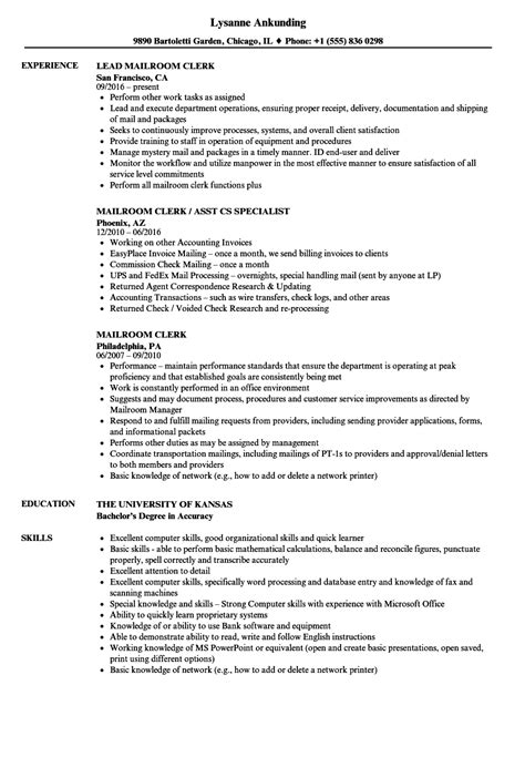objective for clerical resume resume examples for clerical
