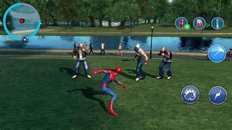 amazing spider man  apk obb  sstech