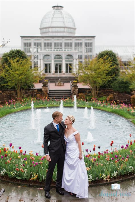 Lewis Ginter Botanical Garden Wedding Catherine And Johan Lewis Ginter Botanical Garden