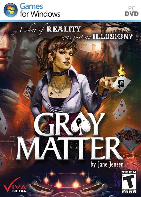 gray matter gray matter pc ign