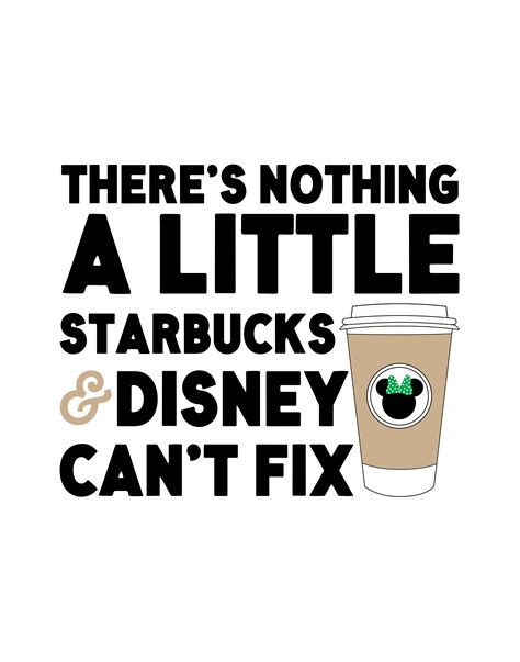 can t fix books there s nothing a starbucks and disney can t fix