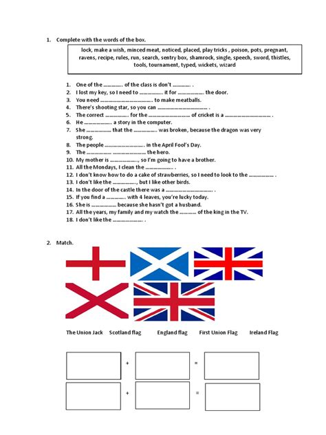 all about britain exam 1 186 eso england foods