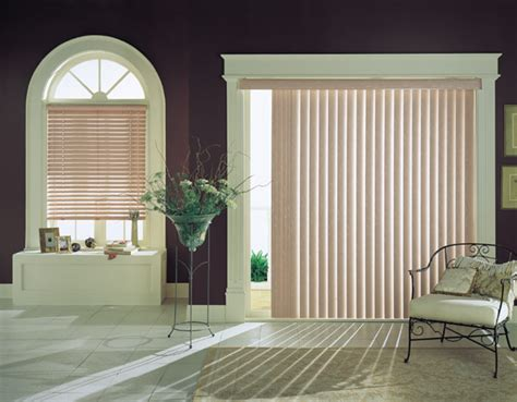 Vertical Wood Blinds For Sliding Glass Doors Window Treatments For Sliding Glass Doors Trendslidingdoors