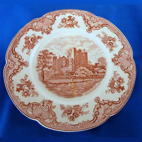 Richardson Brothers Dining Room Furniture old britain castles johnson brothers england dinner plate