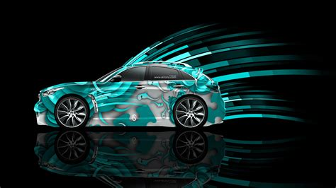 wallpaper abstract car infiniti fx side abstract aerography car 2014 el tony