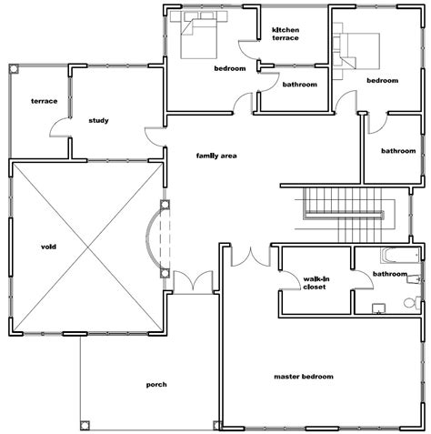 Duplex Designs Floor Plans ghana house plans torgbii house plan first floor
