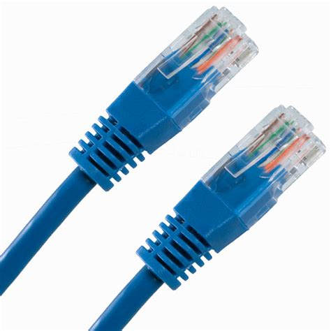 Kabel Lan 1m Cat 6 patch kabel patch kabel utp cat6 1m modr 253 15913 t s