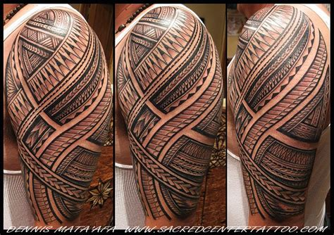 tribal tattoos las vegas dennis mata afa sacred center las vegas tatau